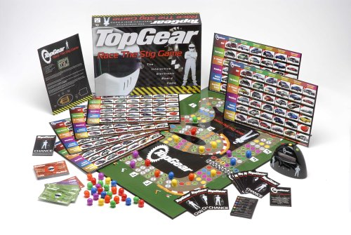 Top Gear Race - The Stig Game: Das interaktive elektronische Brettspiel (UK Import)