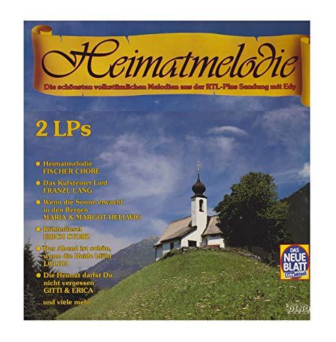 Cindy & Bert, Freddy Quinn, Lolita, Maria Hellweg, Robert Stolz, Westfällischen Nachtigallen... / Vinyl record [Vinyl-LP]