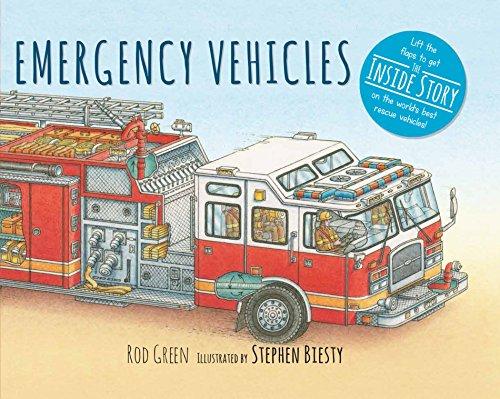 Emergency Vehicles (Inside Vehicles)