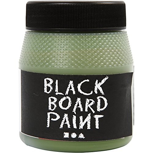 Tafelfarbe, grün, 250ml
