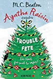 Agatha Raisin 21 - Trouble-fête - Format Kindle - 9782226452139 - 9,99 €