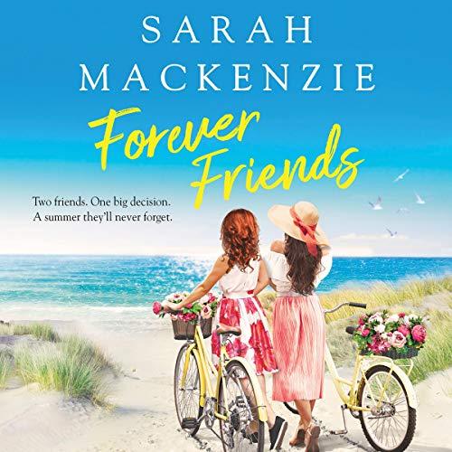 Forever Friends audiobook cover art