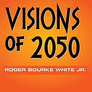Visions of 2050 audiobook cover art