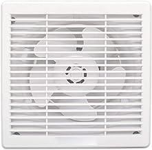 YGB Vloerventilator, zeer stille plafondventilator voor badkamer, Energy Star-gecertificeerd