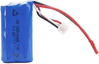 HAIBOXING RC Cars Ratchet 1:18 Scale Spare Parts Apply for 18856 & 18858 Li-ion Battery 18031(7.4V, 650mAh)