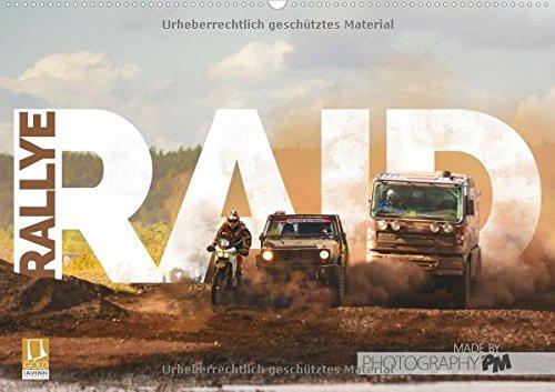 RALLYE RAID (Wandkalender 2019 DIN A2 quer): Ein atemberaubender Jahresbegleiter mit vielen Klassen einer Marathon Rallye (Monatskalender, 14 Seiten )