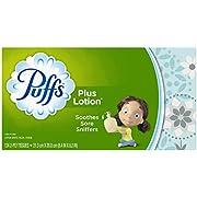 Puffs Plus Lottion Facial Tissues