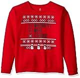 Hanes Boys' Little Ugly Christmas Sweatshirt, Best...