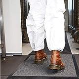Becam Alfombra para Limpieza y Desinfección de Calzado de 68x88 con Desinfectante DL21 (5...
