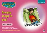 Read Write Inc Phonics Pink Set 3 Storybooks Sanjay Stays in Bed