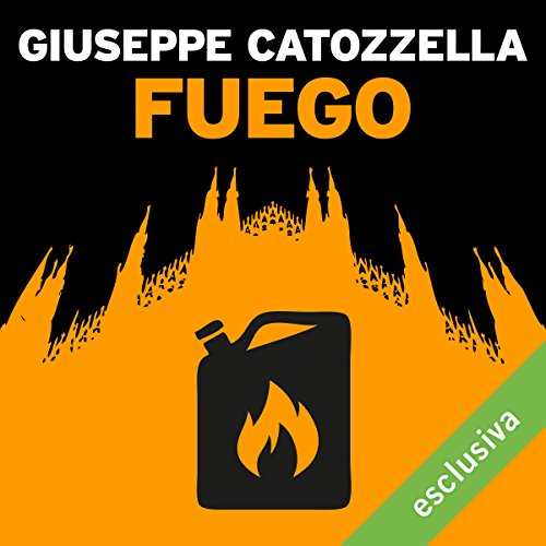 Fuego audiobook cover art
