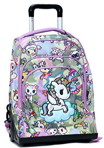 Zaino Trolley Premium Unicorno Tokidoki