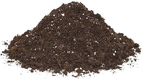 Cuxin Bioerde für Hochbeet | 20 L | Bio Erde mit organischem NPK Dünger für Gemüse und Kräuter |