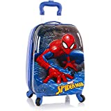 Heys Marvel Spider Man Kids Hardside Spinner Luggage - 18 Inch [ Blue ]