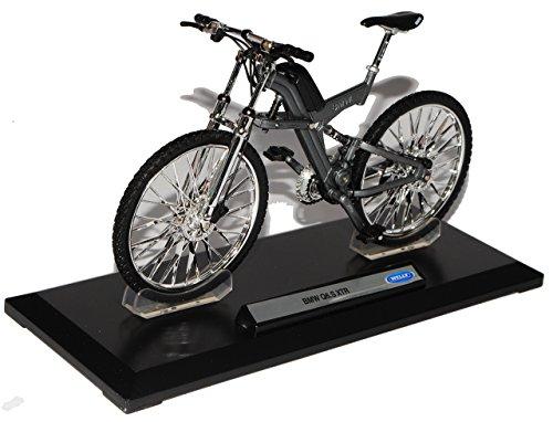 B-M-W Q6 Q 6 S XTR Grau 1/10 Welly Fahrradmodell Fahrrad Modell