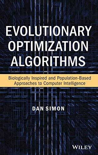 Evolutionary Optimization Algorithms