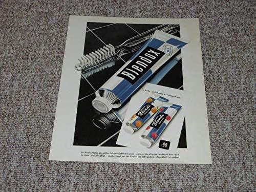 Werbedruck / Werbeblatt / Reklame Blendax / Blendi (Reprint)