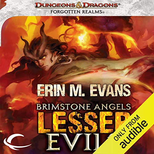 Brimstone Angels: Lesser Evils audiobook cover art