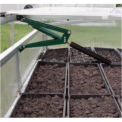 Agriculture Solutions Gigavent - Automatic Greenhouse Vent Opener up to 65 Lbs