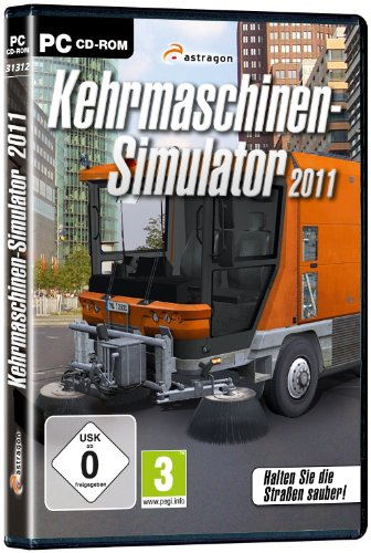 Kehrmaschinen Simulator 2011