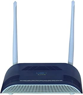 Netlink WiFi Modem Dual Antenna with Voice GPON/EPON HG323RGW ONT This ONU is Compatible for BSNL ftth 300 Mbps Wireless S...