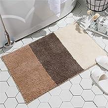 CH 林単純なパターン現代の家庭用滑り止めの台所のための吸収性フロアマットや浴室、サイズ:50x80cm(ピアノ) (Color : Vancouver-2)
