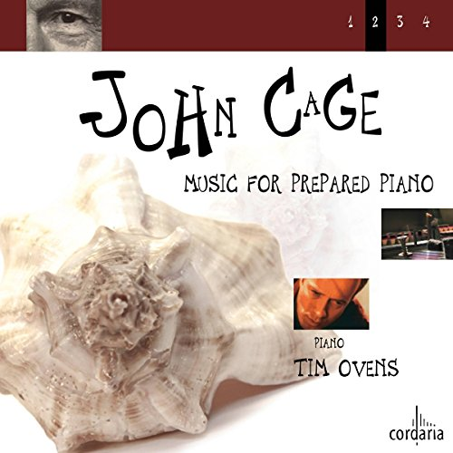 John Cage - Music for Prepared Piano
