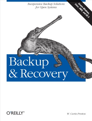 Backup & Recovery: Inexpensive Backup Solutions for Open Systems (English Edition)