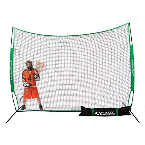 Rukket Barricade Backstop Net | Indoor and Outdoor Lacrosse, Basketball, Soccer, Field Hockey,...