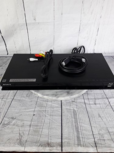 Big Save! Sony BDP-BX37 1080p Upscaling Blu-ray Disc DVD Player w/HDMI, LAN & USB