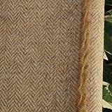 Ross Tweed - Reine Wolle Fischgräten Gewebter