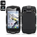 MANN ZUG 3 Smartphone Android 4.3 Tri-Proof DUAL SIM 3G IP68 Impermeabile Antiurto Antipolvere CPU...
