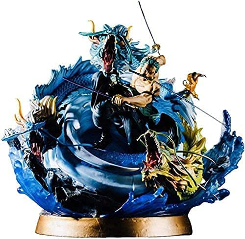 Excellence One Piece Anime Character Roronua San Diego Mall Zorro PV Model
