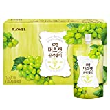 Rawel Delicous Diet Konjac Jelly 1box / 10packs / Dietary...