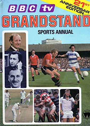 BBC Grandstand Sports Annual 1980