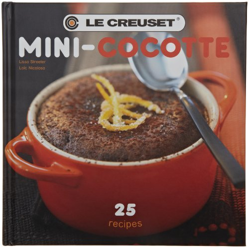 Le Creuset Hard-Bound Mini Cocotte Cookbook