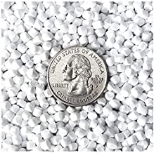 Victory Pellets Extra Heavy (7 LBS) Plastic Poly Pellets for Weighted Blankets, Cornhole Bags, Reborn Dolls, Stuffed Animals and Game Changer Bags. Washer & Dryer Safe. Made in USA.
