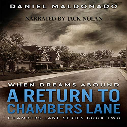 When Dreams Abound audiobook cover art
