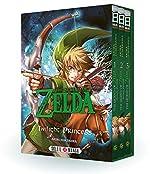 Legend of Zelda - Twillight Princess 05 - Coffret T1 à T3 d'Akira Himekawa