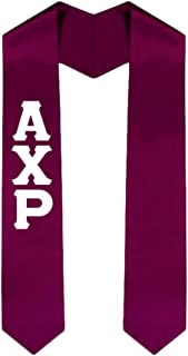 Custom Alpha Chi Rho Graduation Stole Sash