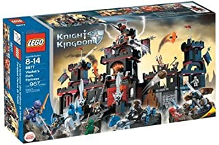 LEGO Knights Kingdom Vladeks Dark Fortress