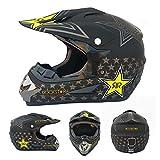 AKBOY Motocross Helmet/Motorrad Crosshelm...