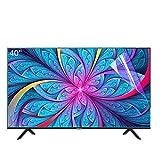GFSD Protección para Los Ojos Protector de Pantalla Anti Luz Azul para TV Adecuado para LG 32-75 Pulgadas LCD, LED, 4K OLED Y QLED Y Pantalla Curva (Color : HD Version, Size : 40 Inch 875 * 483mm)