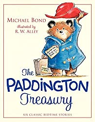 Booklist: Fictional London - Purchase The Paddington Treasury on Amazon