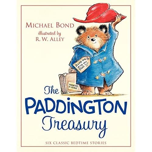 d1af854d24 Amazon.com  The Paddington Treasury  Six Classic Bedtime Stories ...