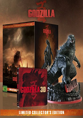 Godzilla Limited Collectors Edition (exklusiv bei Amazon.de) [3D Blu-ray]