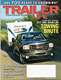 Trailer Life Magazine September 2010 FOLLOW THE ROAD TO ADVENTURE 11 Hitch-Up Helpers TANGO BUNKHOUSE SLEEPS 10