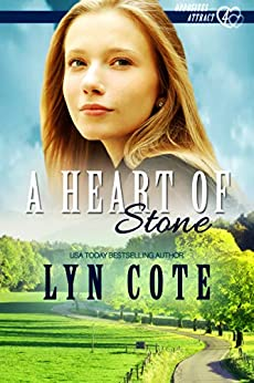 A Heart of Stone: Clean and Wholesome Romance (Opposites Attract Book 4) by [Lyn Cote]