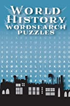 World History Wordsearch Puzzles