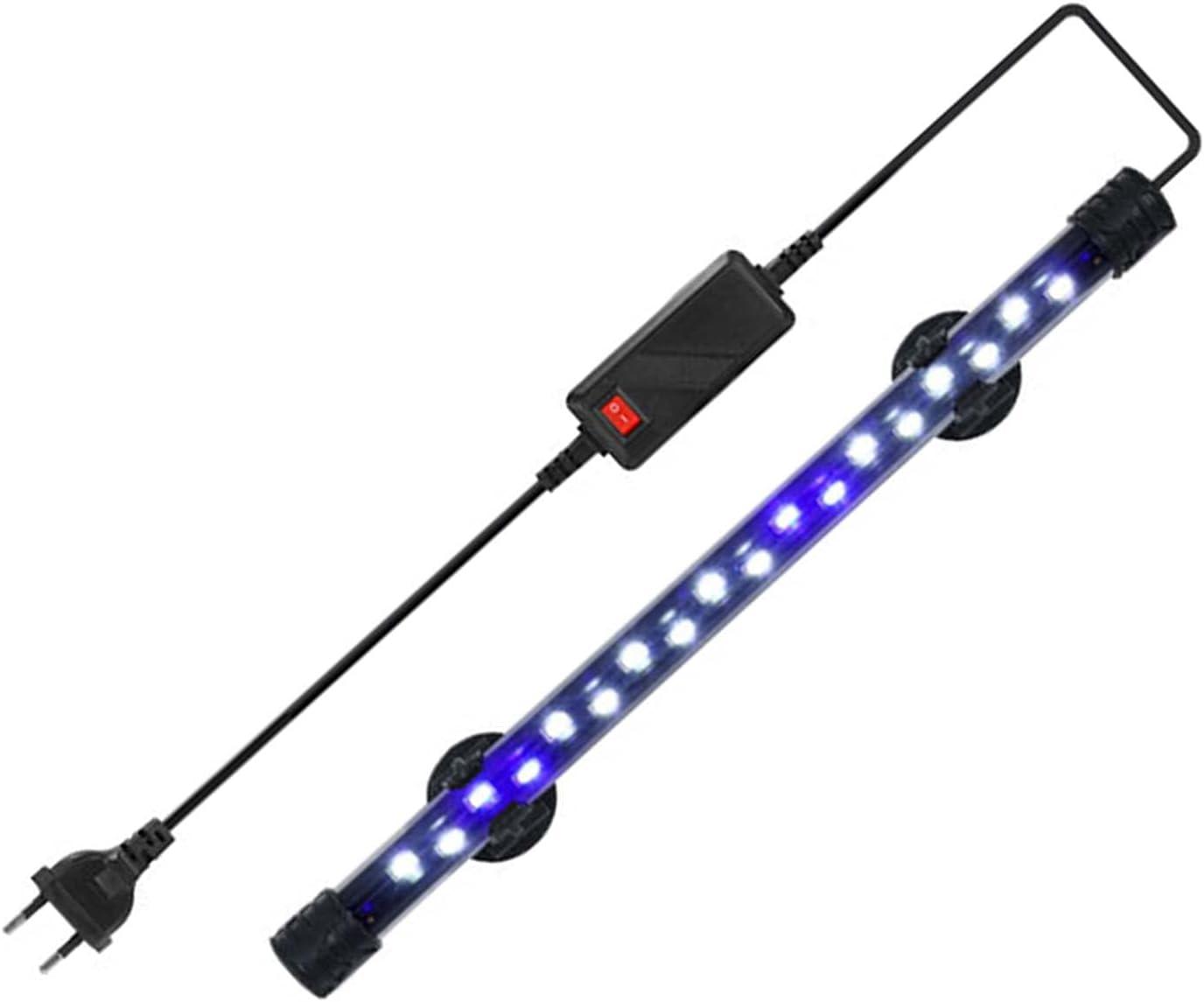 Sunshin Luce per Acquario LED Luce per Acquario Luci sommergibili Luce Subacquea